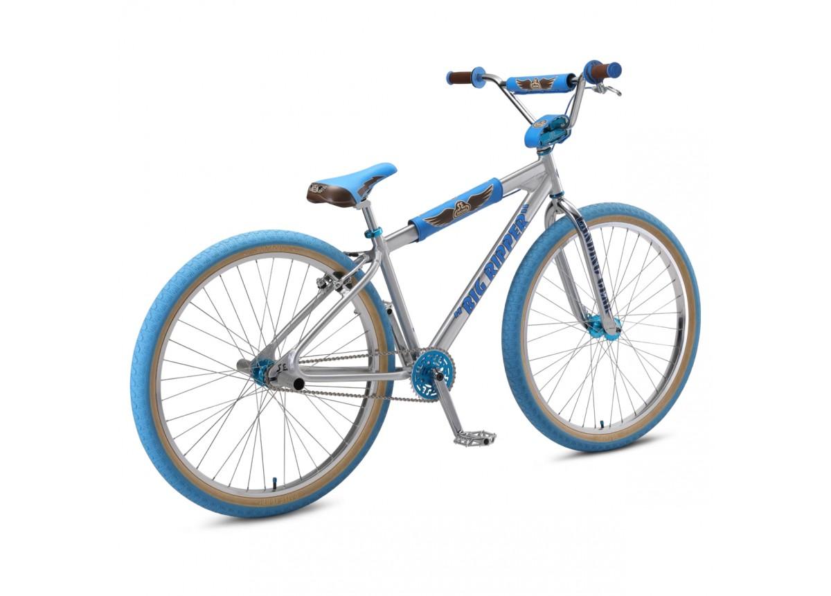 """Old School BMX 2021 SE Bikes Big Ripper 29"""" Ball Burnish"""