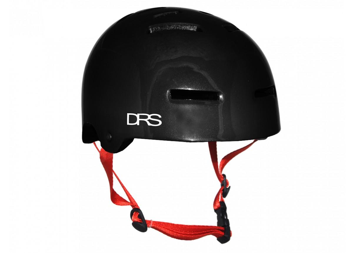 BMX DRS Helmet S/M Gloss Black