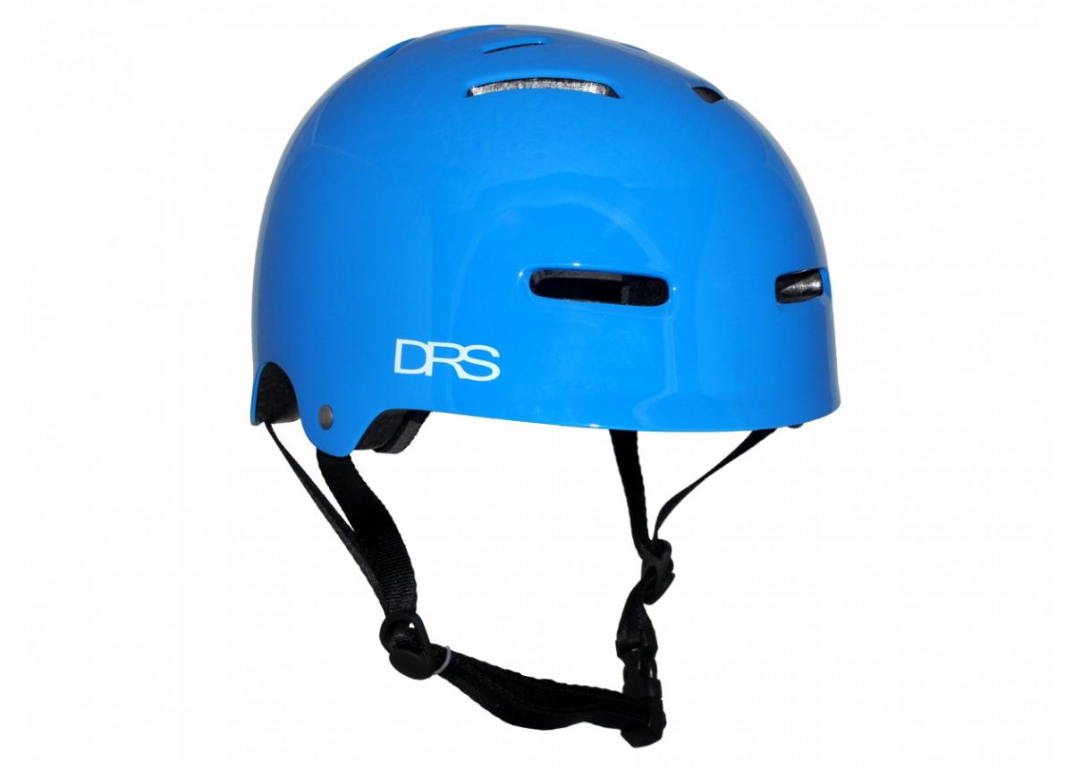 BMX DRS Helmet L/XL Gloss Blue