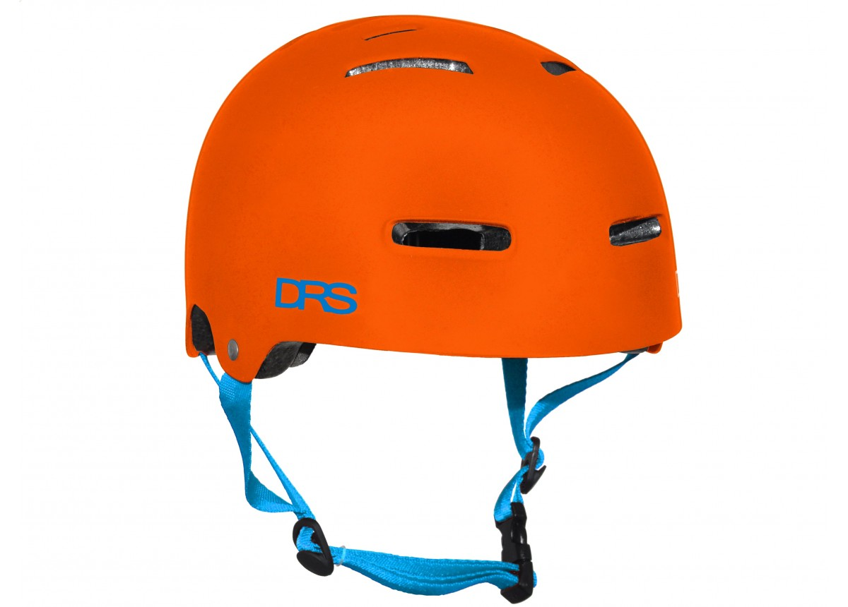 BMX DRS Helmet L/XL Matt Orange