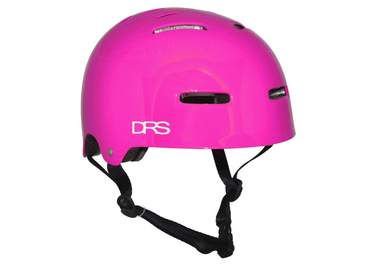 BMX DRS Helmet L/XL Gloss Pink