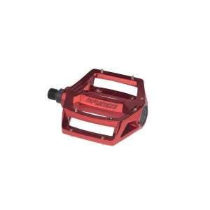 "Old School BMX Fusion Pedal 1/2"" Red by Fusion"