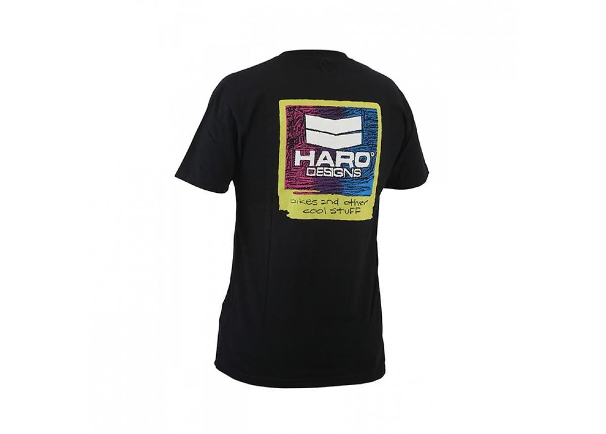 Old School BMX Cool T-shirt Black L by Haro