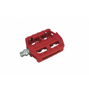 """Old School BMX GRAFIGHT XX Pedal 9/16"""" Red by MKS"""