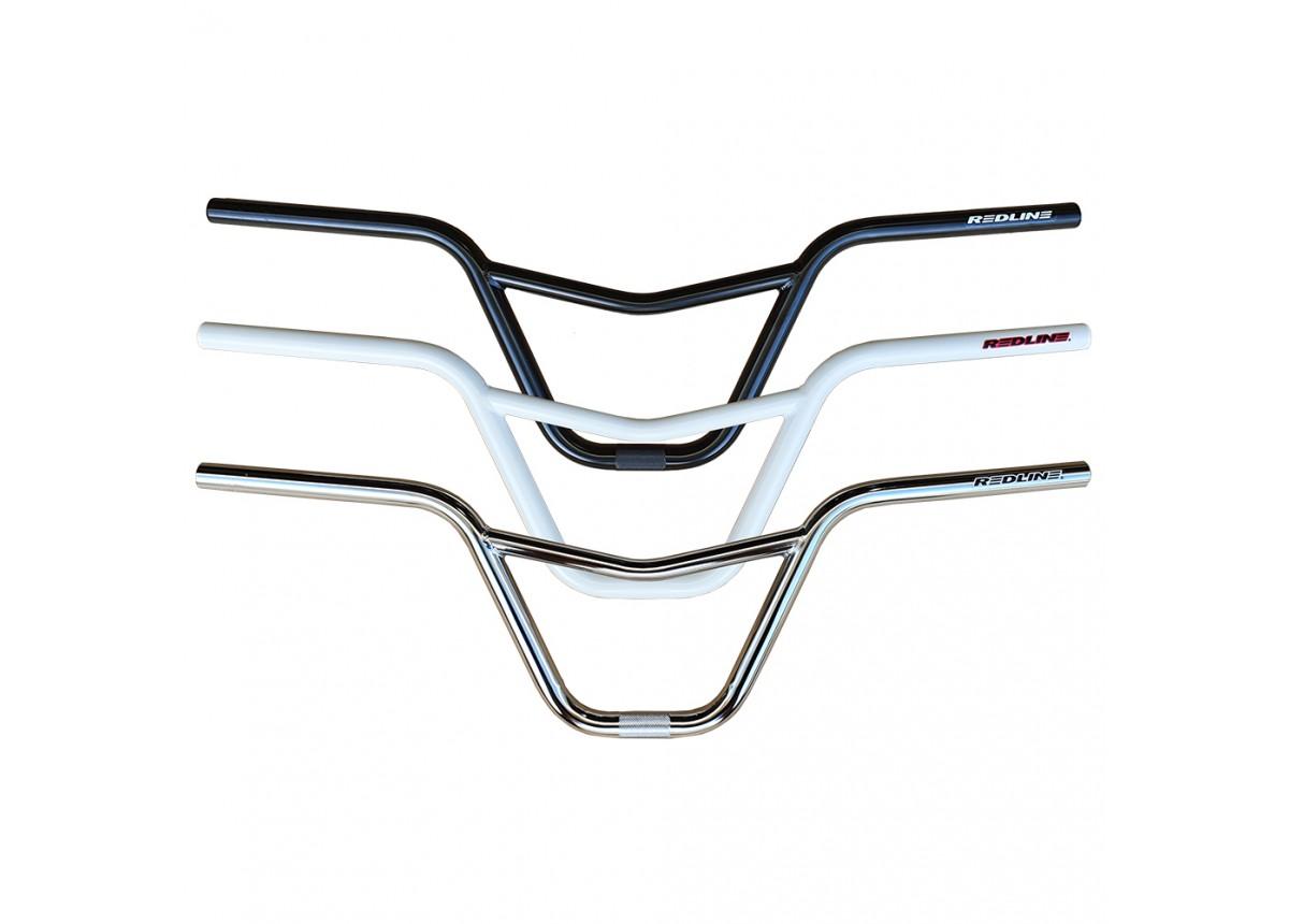 Old School BMX Redline V Handlebars Chrome by Redline